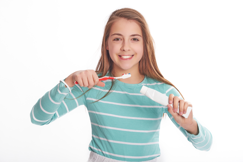 pubertad y gingivitis